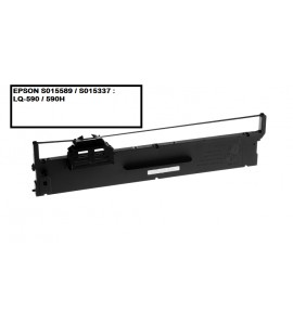 EPSON S015589 / S015337 RIBBON (COMPATIBLE)