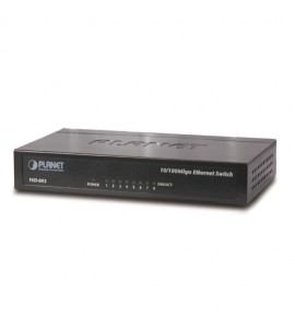 PLANET FSD-803 8-Port Ethernet Switch (Metal Case)