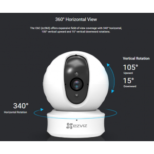 EZVIZ CS-CV246 INTERNET PT CAMERA